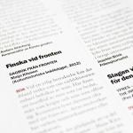 """Augusti 2012: Recension publicerad i """"Militär Historia"""" #8/2012"""