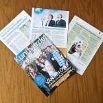 Oktober 2013: Publicerar tre artiklar i tidskr. Kundvärdet