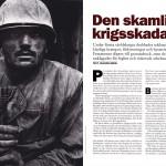 """""""Den skamliga krigsskadan"""" – om granatchock och psykiska skador under första världskriget"""