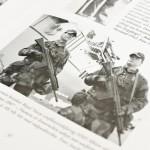 November 2012: Reportagefoto publicerat i jubileumsbok