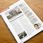 Januari 2013: Artikel publicerad i tidskriften Militär Historia
