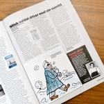 April 2013: Publicerar två recensioner i tidskriften Militär Historia