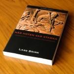 """Layout & formgivning: Boken """"När hoten var starka"""""""