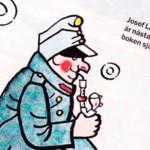 """Klassikerrecension: """"Nitisk soldat driver med sin samtid"""""""